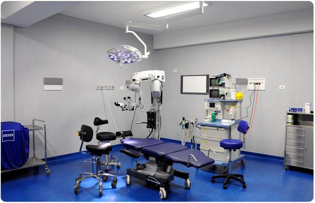 foto 1 della sala operatoria