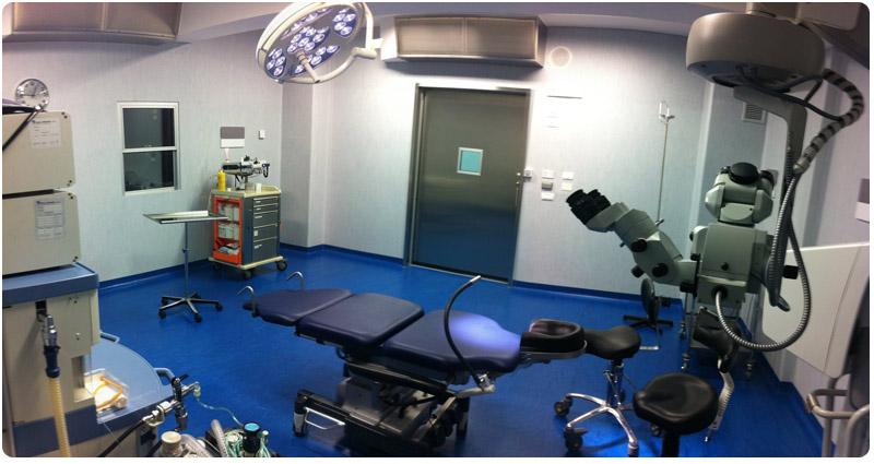 foto 3 della sala operatoria