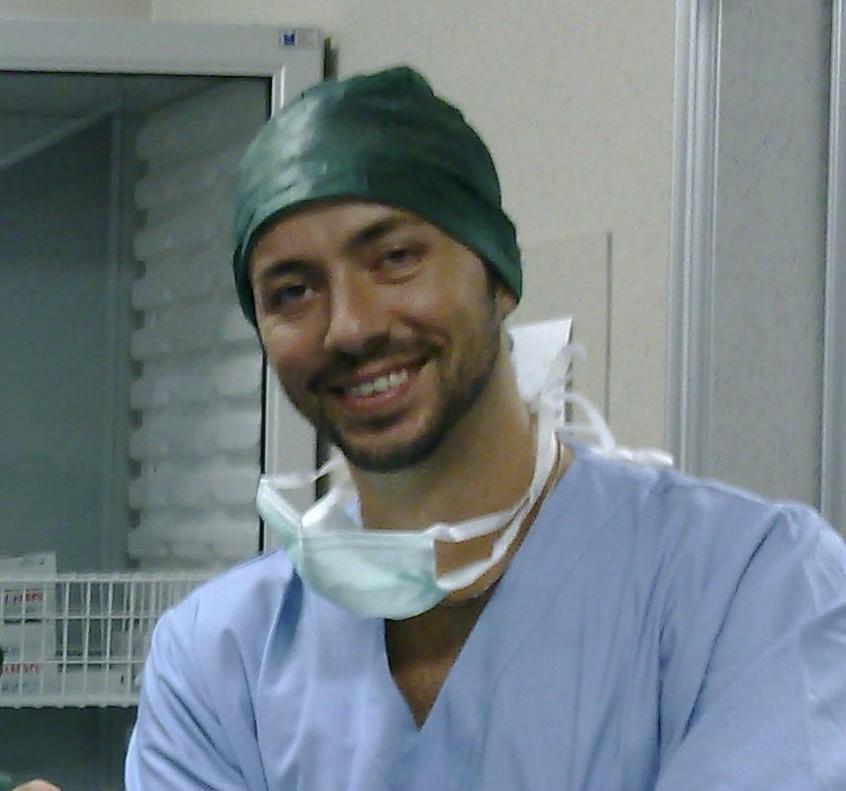Foto del dottor Giovanni Domenico Panzardi